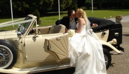 Save money on Wedding cars